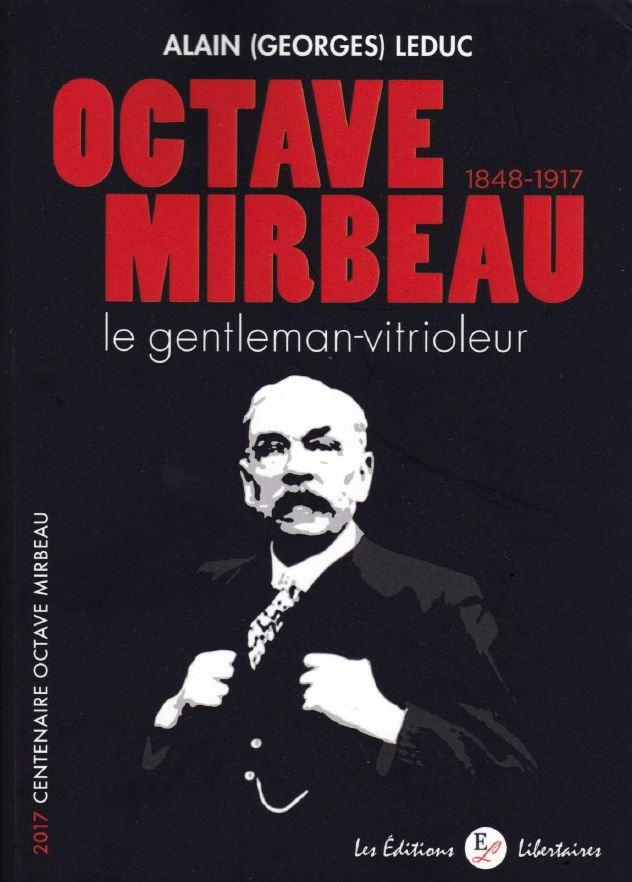Octave mirbeau le gentleman vitrioleur de alain - Octave mirbeau le jardin des supplices ...